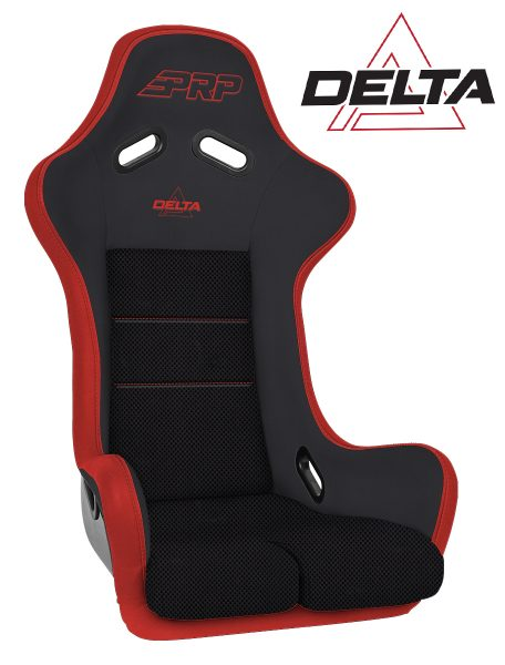 Delta Composite Seat - Red