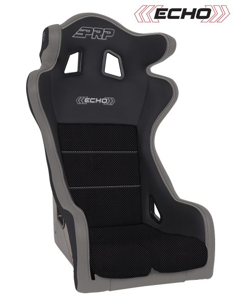 Echo Composite Seat - Grey