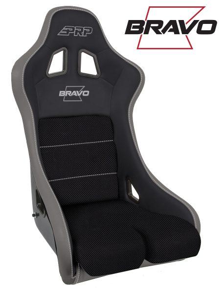 Bravo Composite Seat - Grey