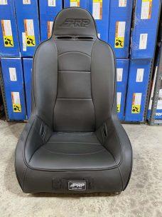 Warehouse Deal CSS-410 - Black Highback Seat Pair