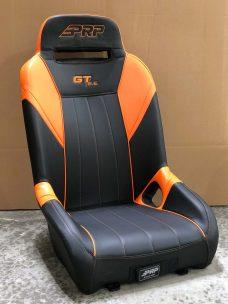 Warehouse Deals Seats CSS-430 Black and Orange GTSE Seat