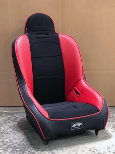 Warehouse Deals Seats CSS-433 Black and Red Premier Lite Seat