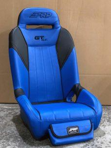 Warehouse Deals Seats CSS-437 Black and Blue RZR 1000 GTSE Seat