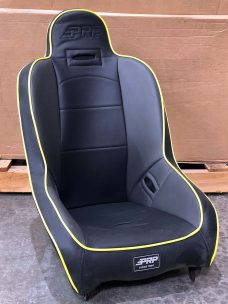 CSS 451 Yellow and Black Premier Lite seat