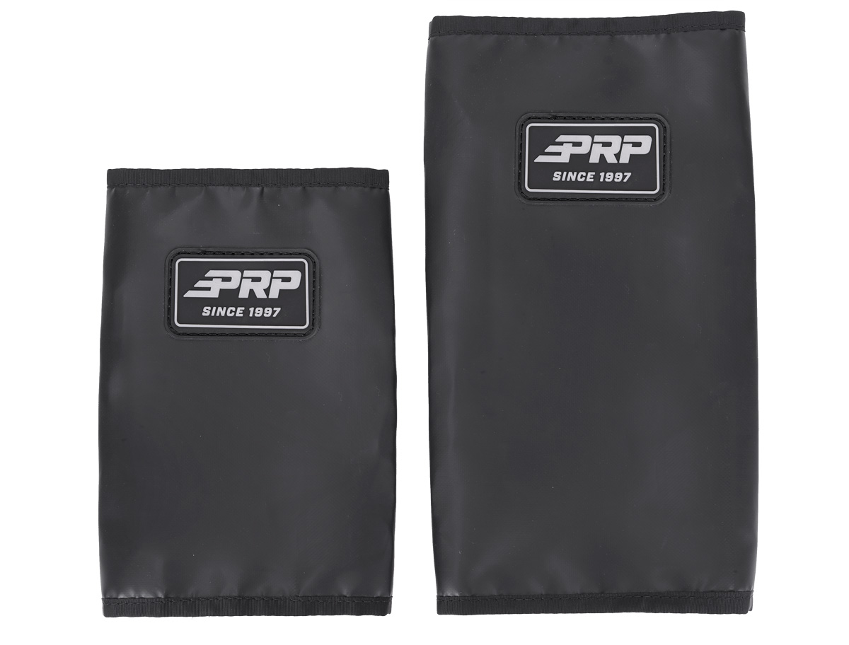 Small and Large Shock Shields for Racing