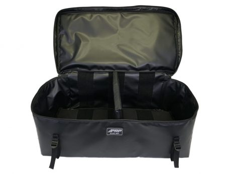 Honda Talon Trunk Bag from PRP Seats (Open)