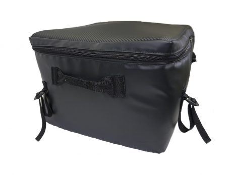 Honda Talon Trunk Bag from PRP Seats - Side Handle and Mounting Straps