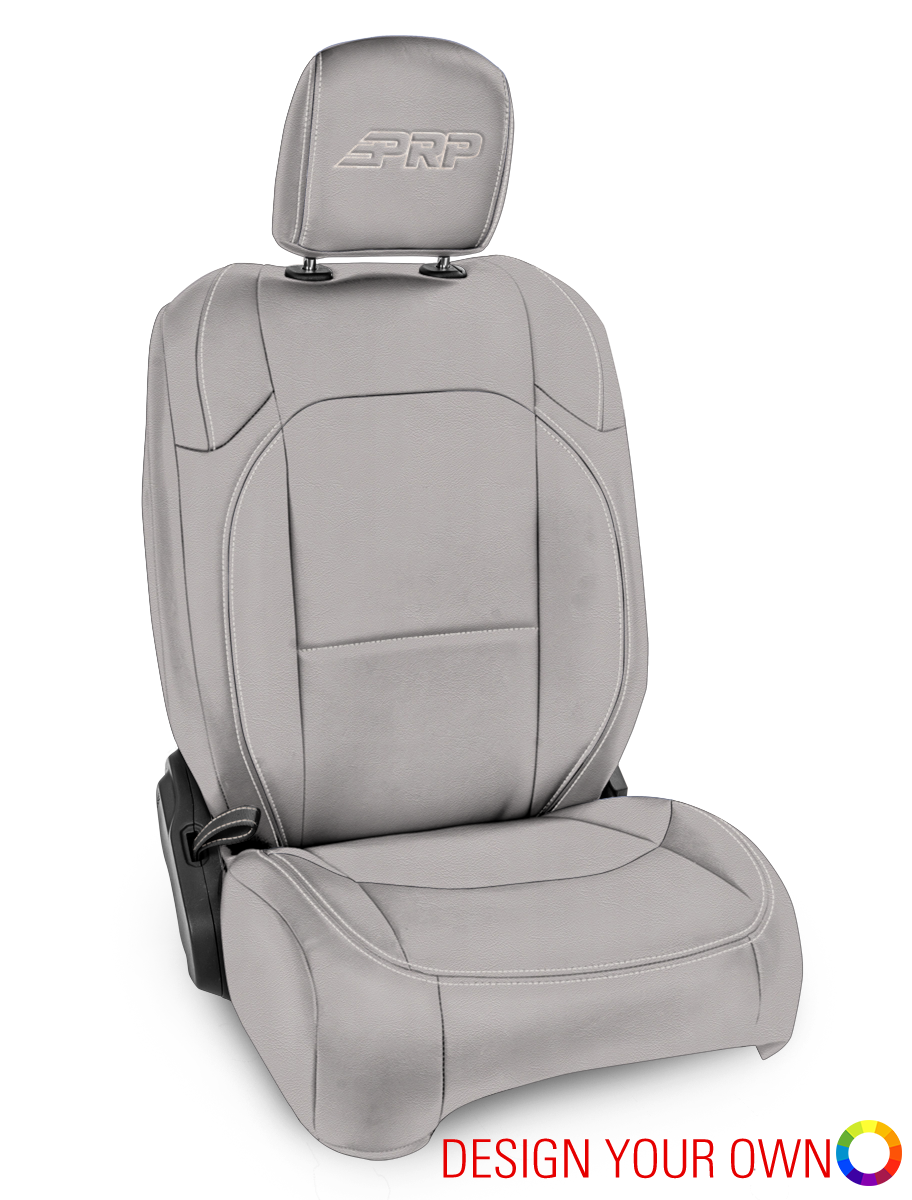 Jeep Seat Covers >> Front Seat Covers For Jeep Wrangler Jl Custom