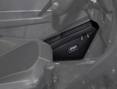 Kick panel bag for Wildcat XX installed