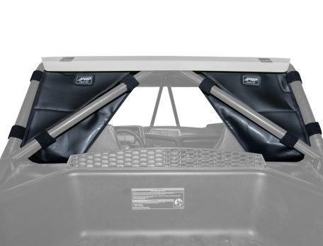 PRP Seats Textron Wildcat XX Truss Bags Installed (Bed)