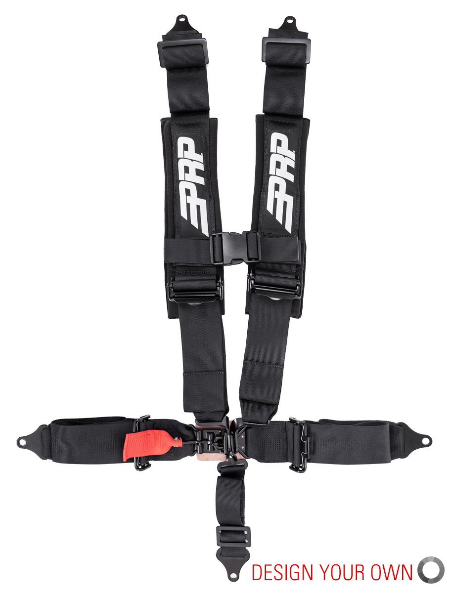 PRP 5 point 3 inch harness