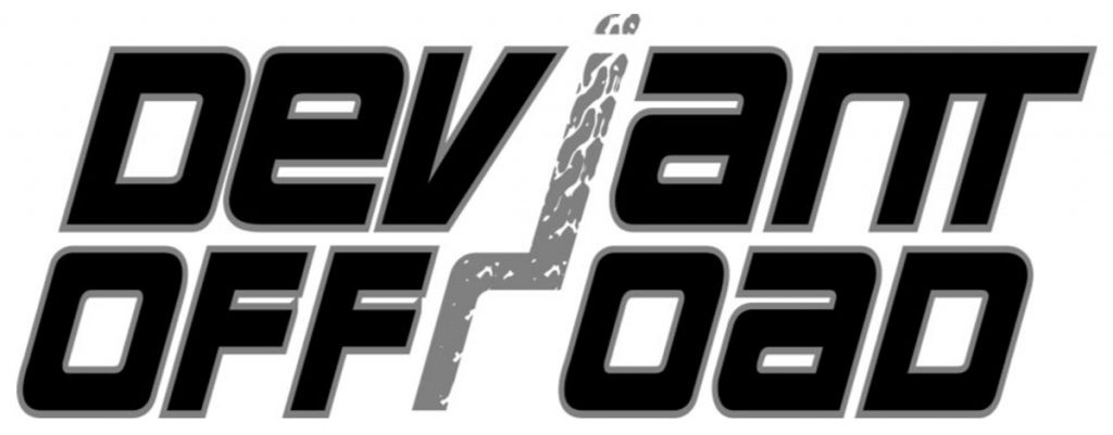 logo for deviant offroad