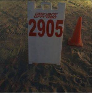 team pit number
