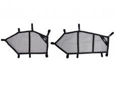 Window net for a 4 seater Can-Am X3